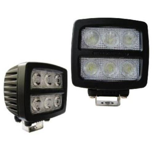 Led verlichting werklamp 90 watt 10 30 volt for Tractor verlichting