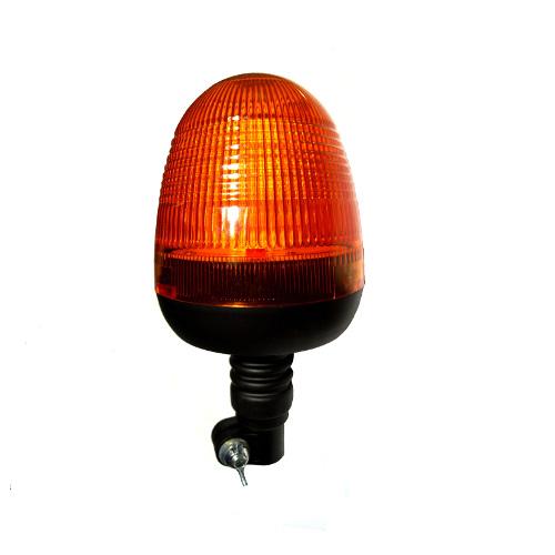 Led verlichting zwaailamp met steekvoet 12 24 volt for Tractor verlichting